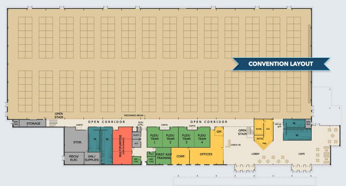 Volleyball Long Beach Convention Center